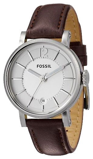 Wrist watch Fossil for unisex - picture, image, photo