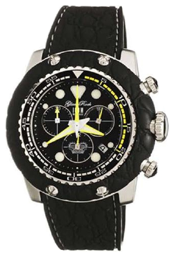 Wrist watch Glam Rock for unisex - picture, image, photo