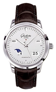 Glashutte 100-02-13-02-04 wrist watches for men - 1 image, picture, photo