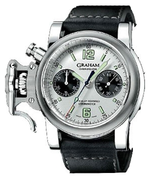 Graham 2CFAS.S06A.L30B wrist watches for men - 1 image, photo, picture