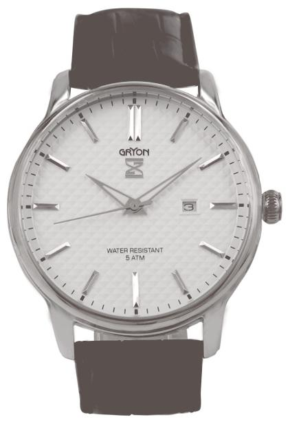 Wrist watch Gryon for Men - picture, image, photo