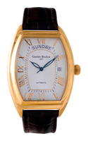 Wrist watch Gustav Becker for Men - picture, image, photo