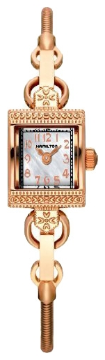 Wrist watch Hamilton for Women - picture, image, photo