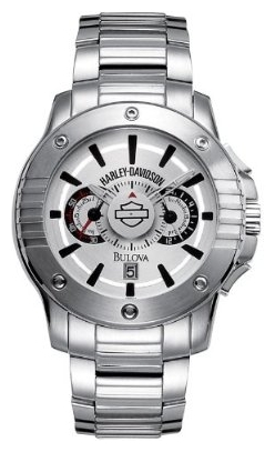 Wrist watch Harley Davidson for Men - picture, image, photo