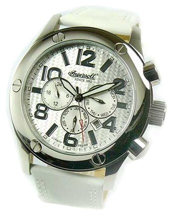 Men's wrist watch Ingersoll IN7304WH - 1 photo, image, picture