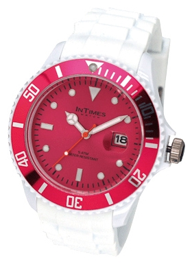 InTimes IT-057MC Pink wrist watches for unisex - 1 image, picture, photo