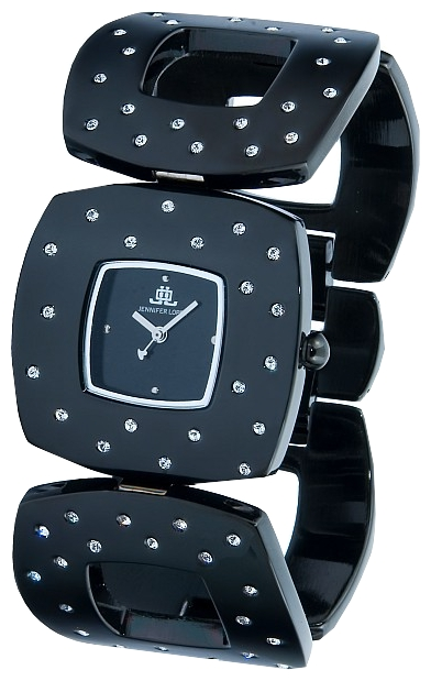 Jennifer Lopez 2545BKBK wrist watches for women - 1 picture, image, photo