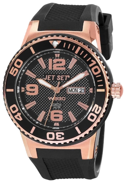 Wrist watch Jet Set for unisex - picture, image, photo