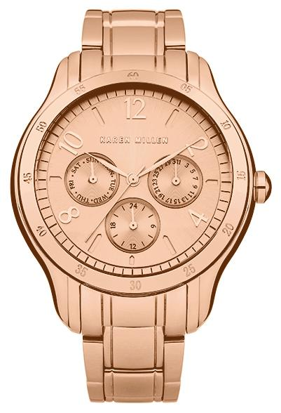 Wrist watch Karen Millen for Women - picture, image, photo