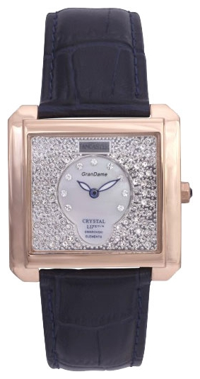 Lancaster 0635 LZRGBNBL wrist watches for women - 1 picture, image, photo