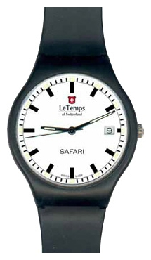 Le Temps LT1004.03BR01 wrist watches for men - 1 picture, photo, image