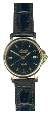 Le Temps LT1056.58BL01 wrist watches for women - 1 photo, picture, image