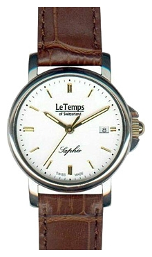 Le Temps LT1065.44BL02 wrist watches for men - 1 photo, picture, image