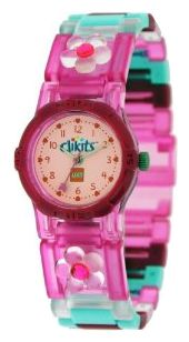 Wrist watch LEGO for kids - picture, image, photo