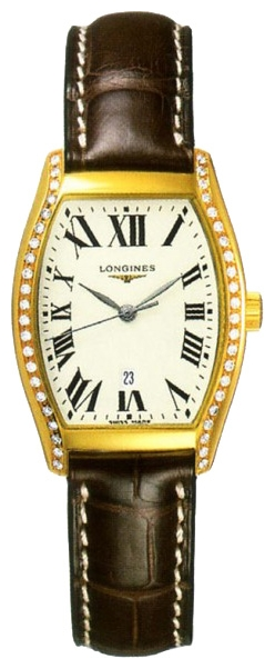 Longines L2.155.7.71.2 wrist watches for women - 1 photo, image, picture