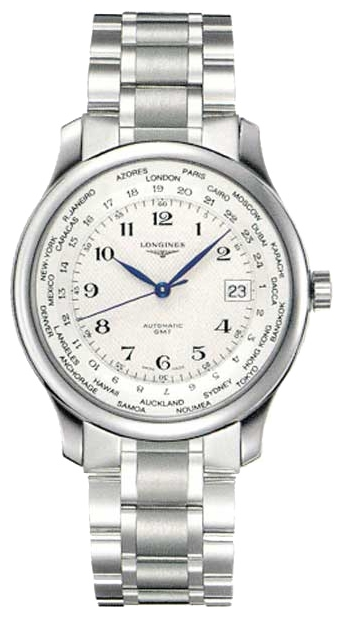Longines L2.631.4.78.6 wrist watches for men - 1 image, picture, photo