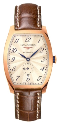 Longines L2.642.8.73.9 wrist watches for men - 1 picture, image, photo