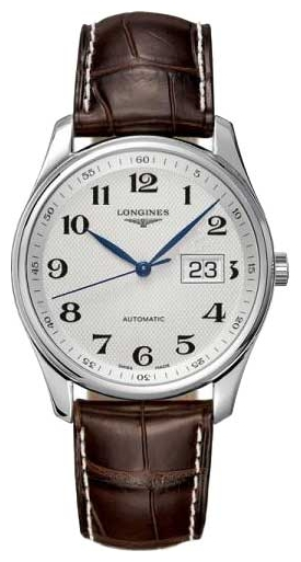 Longines L2.648.4.78.5 wrist watches for men - 2 picture, photo, image