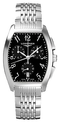 Men's wrist watch Longines L2.656.4.53.6 - 1 picture, image, photo