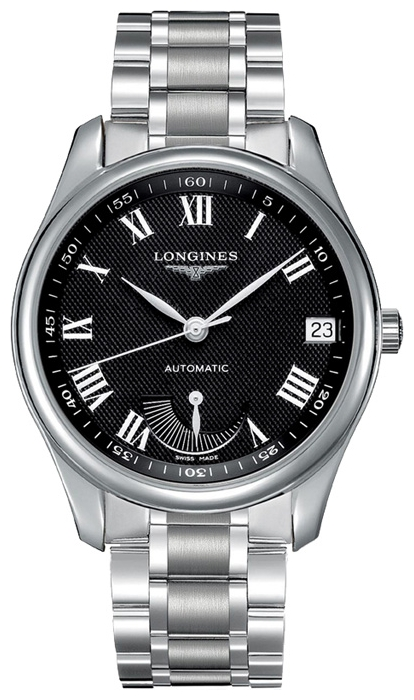 Men's wrist watch Longines L2.666.4.51.6 - 1 photo, image, picture