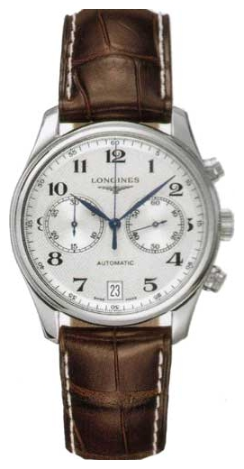 Longines L2.669.4.78.5 wrist watches for men - 2 picture, image, photo