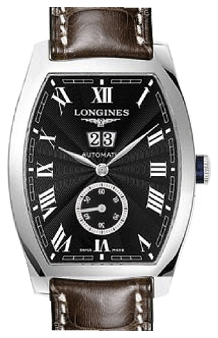 Longines L2.670.4.51.9 wrist watches for men - 1 image, photo, picture