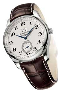 Longines L2.676.4.78.5 wrist watches for men - 2 picture, photo, image