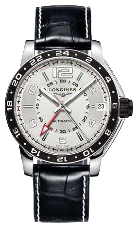 Men's wrist watch Longines L3.668.4.76.0 - 1 photo, image, picture