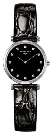 Longines L4.209.4.58.2 wrist watches for women - 1 picture, photo, image