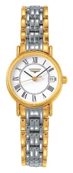 Women's wrist watch Longines L4.220.2.11.7 - 1 image, photo, picture