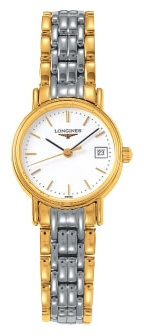 Women's wrist watch Longines L4.220.2.12.7 - 1 photo, picture, image