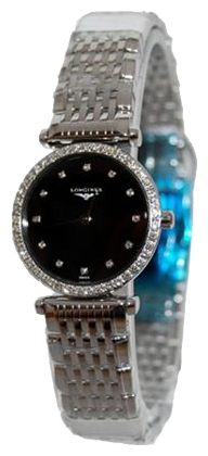 Women's wrist watch Longines L4.241.0.58.6 - 2 image, photo, picture