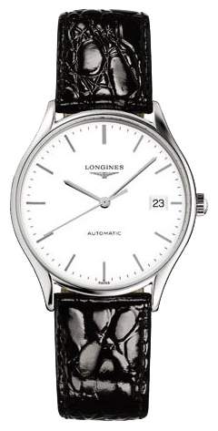 Men's wrist watch Longines L4.760.4.12.2 - 1 picture, photo, image
