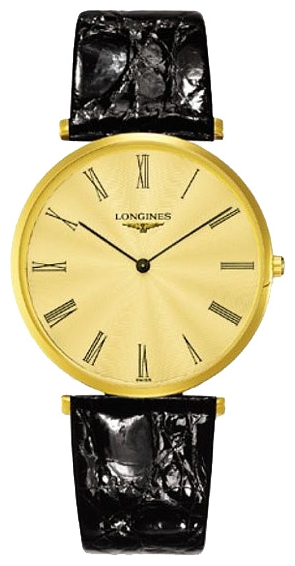 Longines L4.766.2.41.2 wrist watches for men - 1 image, picture, photo