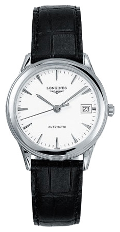 Longines L4.774.4.12.2 wrist watches for men - 1 image, photo, picture