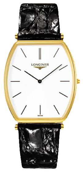 Longines L4.786.2.12.2 wrist watches for men - 1 picture, image, photo