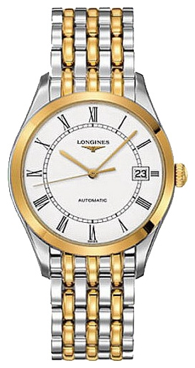 Men's wrist watch Longines L4.798.3.11.7 - 1 image, picture, photo