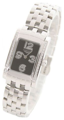 Women's wrist watch Longines L5.155.0.58.6 - 1 image, picture, photo