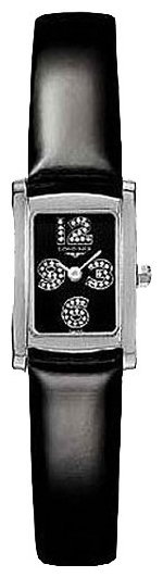 Women's wrist watch Longines L5.158.4.58.2 - 1 picture, photo, image