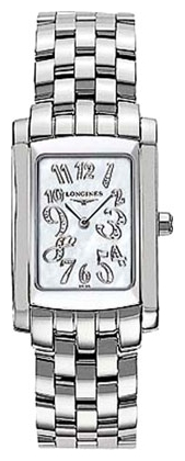 Women's wrist watch Longines L5.502.4.07.6 - 1 picture, photo, image