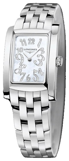 Longines L5.502.4.07.6 wrist watches for women - 2 picture, photo, image