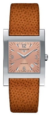 Longines L5.667.4.96.2 wrist watches for men - 1 image, picture, photo