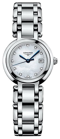 Longines L8.110.4.87.6 wrist watches for women - 1 image, picture, photo
