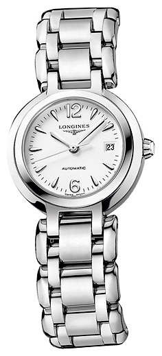 Longines L8.111.4.16.6 wrist watches for women - 1 photo, image, picture