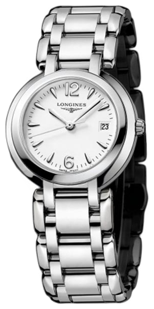 Longines L8.112.4.16.6 wrist watches for women - 1 photo, picture, image