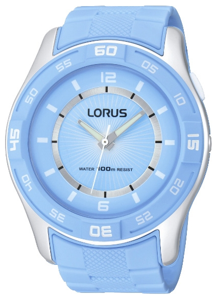 Wrist watch Lorus for unisex - picture, image, photo