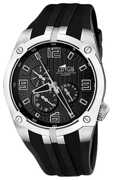 Wrist watch Lotus for Men - picture, image, photo