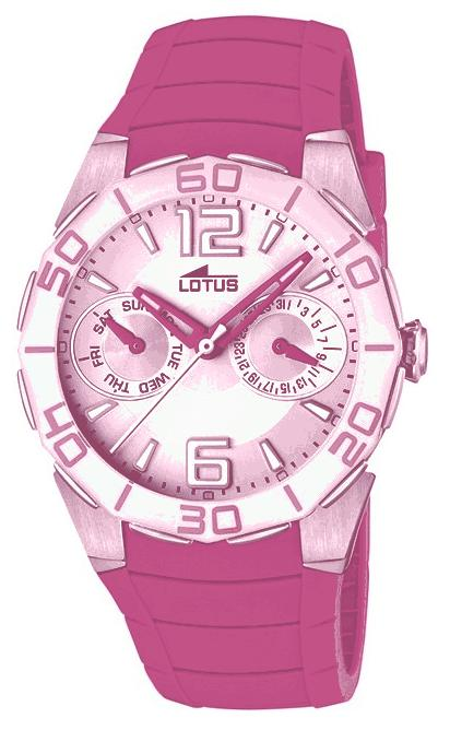 Wrist watch Lotus for Women - picture, image, photo