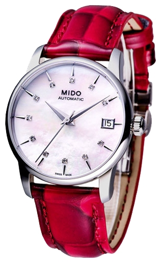 Mido M007.207.16.106.00 wrist watches for women - 2 picture, image, photo