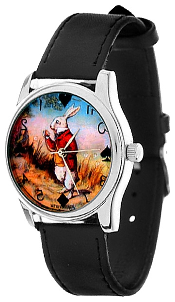 Mitya Veselkov Krolik Alisy (MV-84) wrist watches for unisex - 1 photo, picture, image